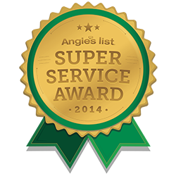 Angies List - Award