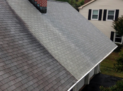 Home - Roof Washing