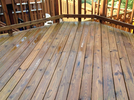 Home - Wood Restoration - Deck Restoration
