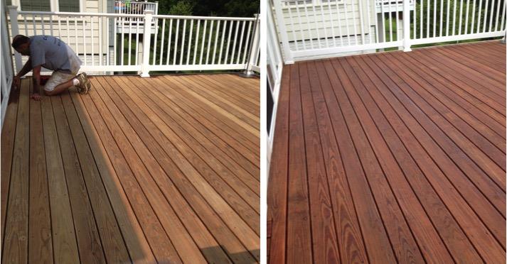 City Clean Inc Wood Restoration