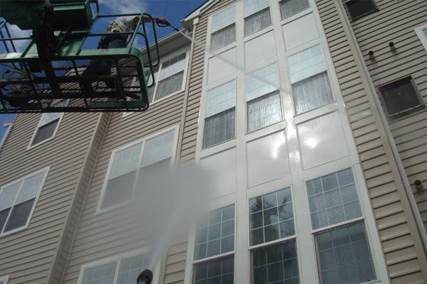 Building Washing 01