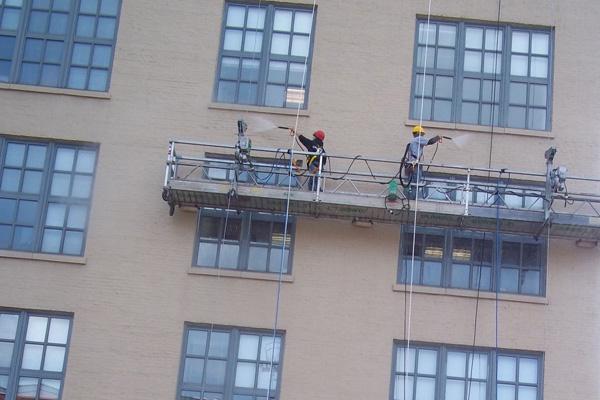 Building Washing 05