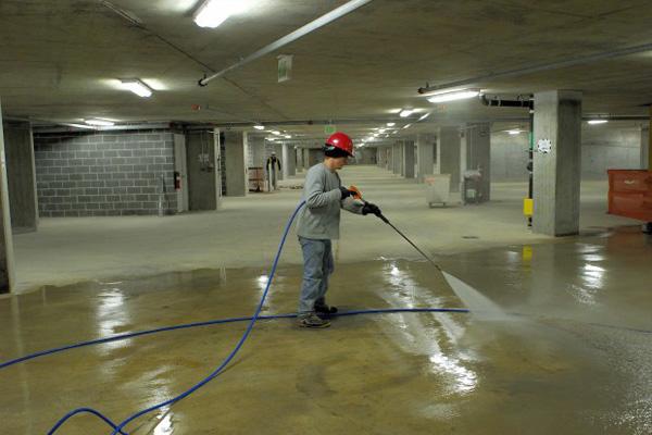 Concrete Washing 01
