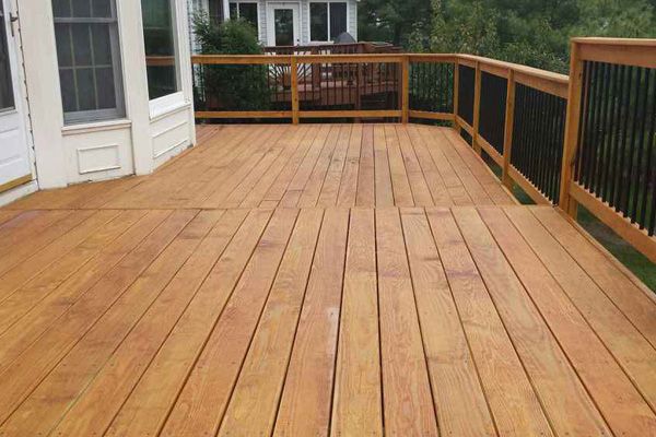 Wood Restoration - 01