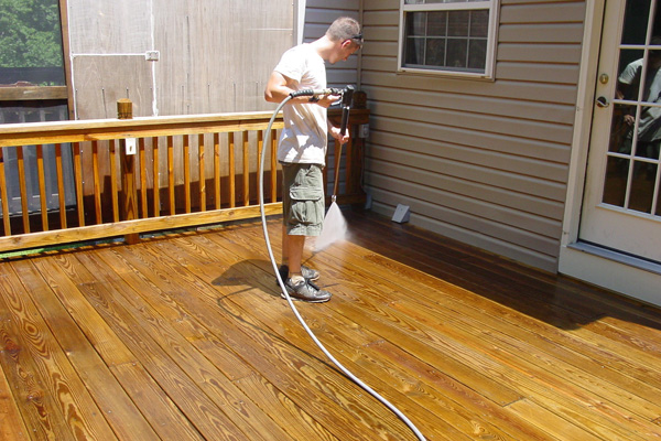 Wood Restoration - 09