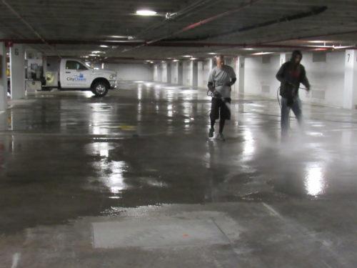 Parking Garage 01