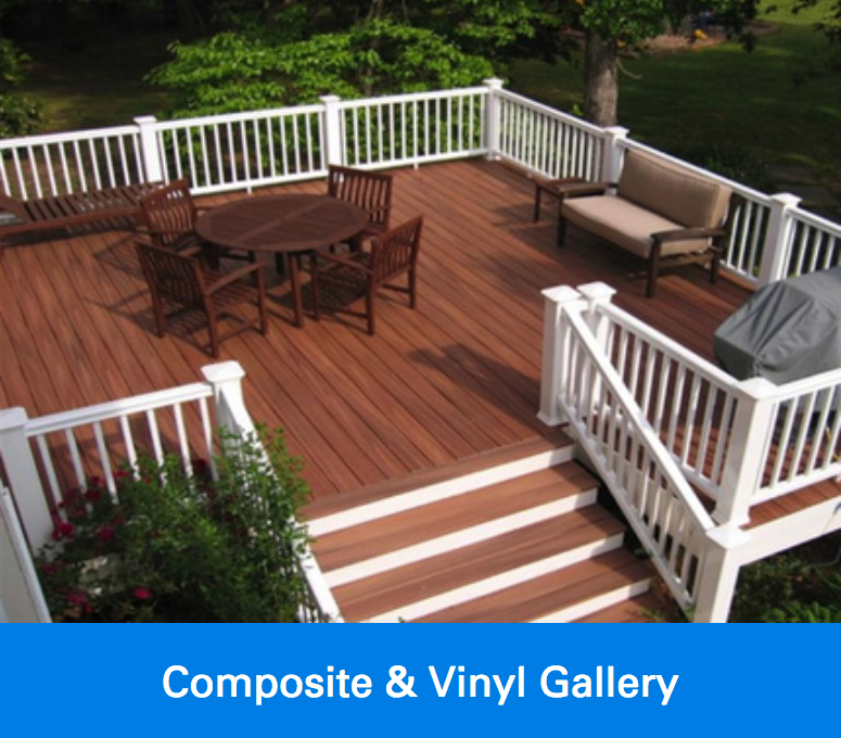 Power Washers for composite and vinyl Maryland Balt, Annapolis, Wash DC