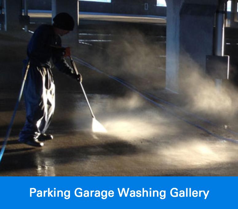 Pressure Washers Parking Garages in Maryland Balt, Annapolis, Wash DC